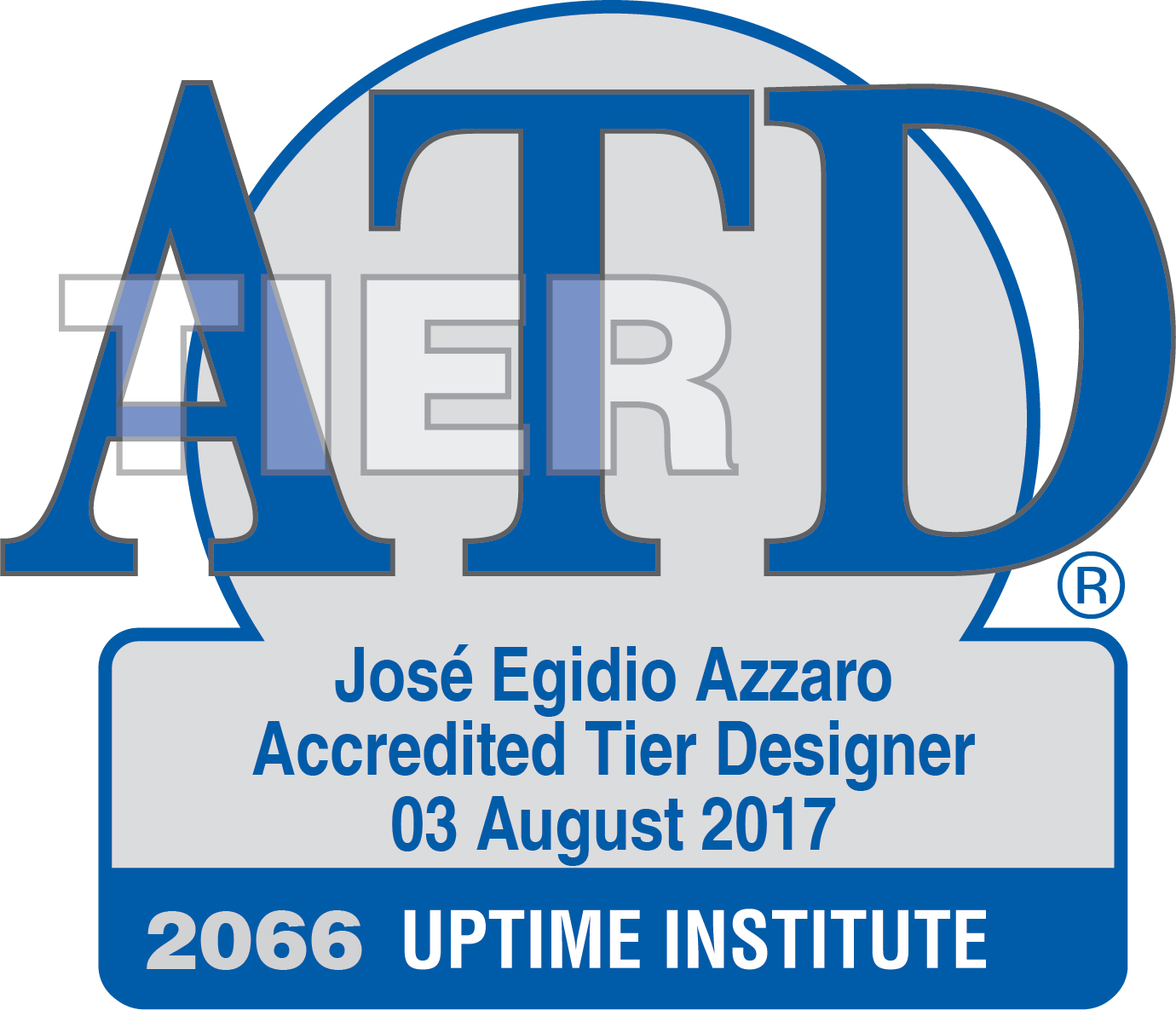 ATD Roster - Uptime Institute LLC