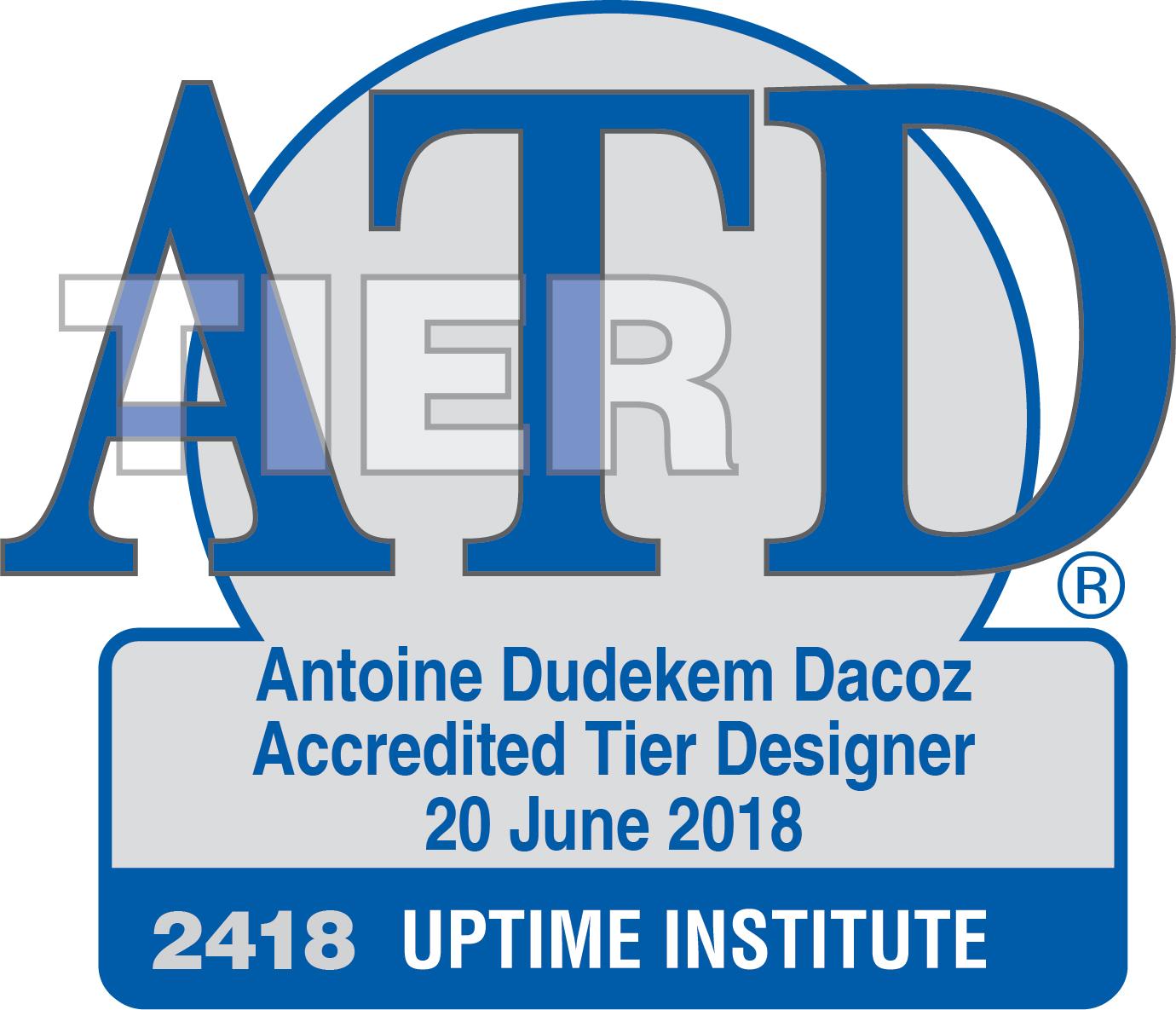 Accredited Tier Designer Roster Uptime Institute Llc