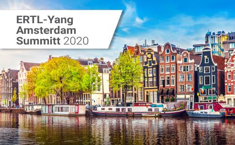 ERTL-Yang CIO Summit, Amsterdam