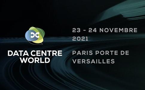 Data Centre World Paris 2021