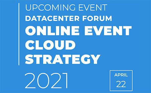Datacenter Cloud Strategy Forum