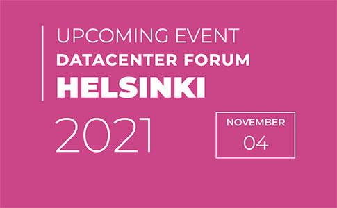 Форум по ЦОД, Хельсинки