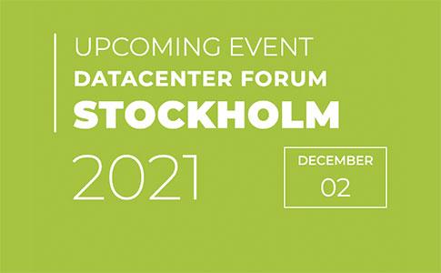 Datacenter Forum Stockholm