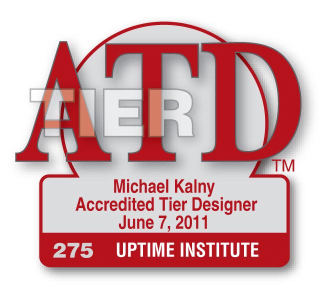 Accredited Tier Designer Roster - Uptime Institute LLC
