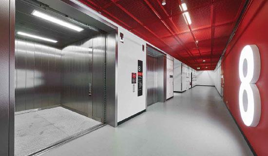 NEXTDC - Interior