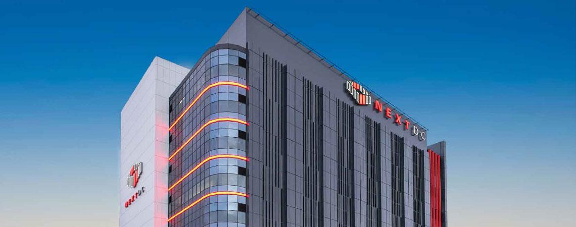 NEXTDC Building
