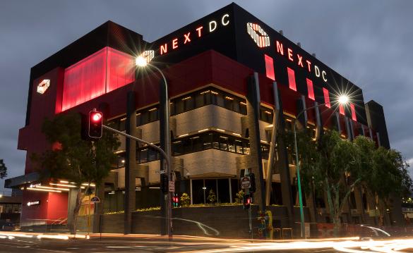 NEXTDC B2 datacenter Brisbane