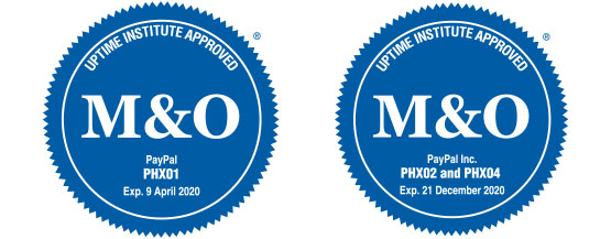 M&O Certified Foils for PayPal