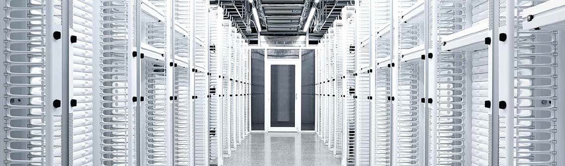 PayPal data center