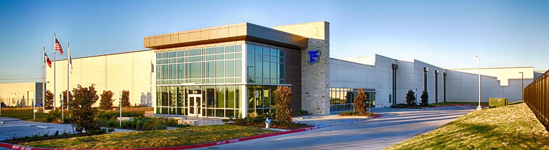 Centro de datos T5 Dallas