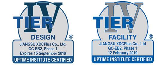 Certified Foils for XDC+