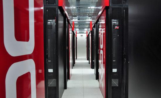 XDC+ Facility Interior