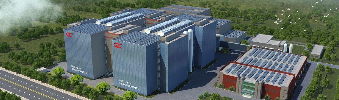 XDC+ Buildings