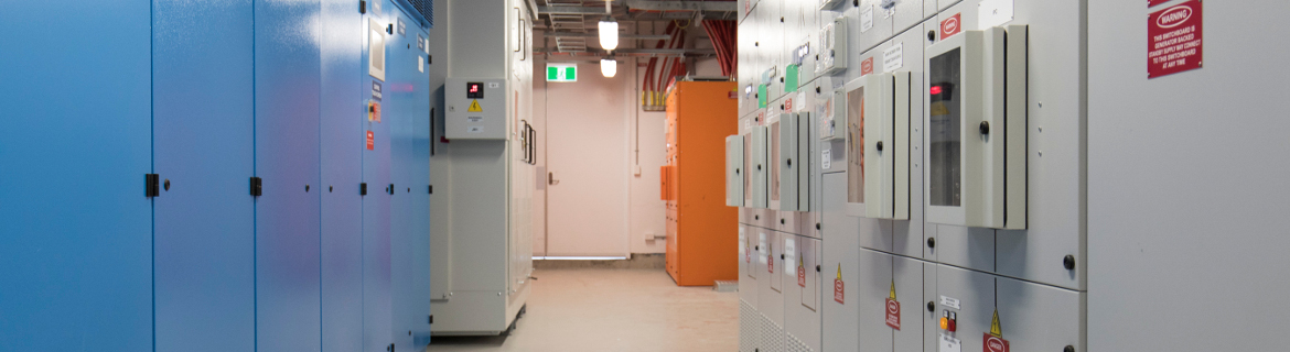 NEXTDC Brisbane Data Center - Power