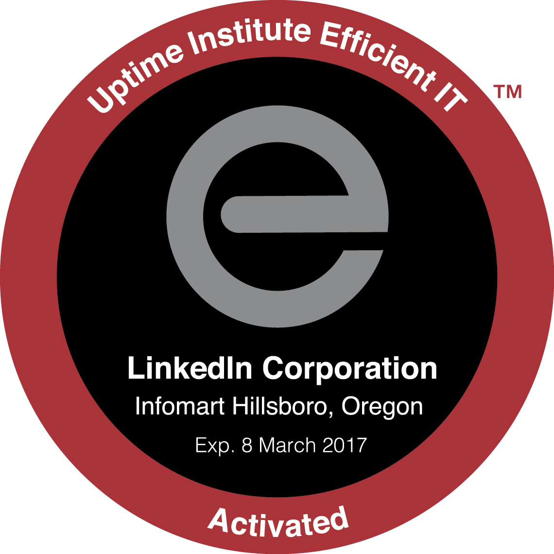 FOIL LINK8148 Oregon EIT ACT 160308 Exp170308
