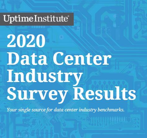 Resultados de la encuesta a la industria de los centros de datos de 2020