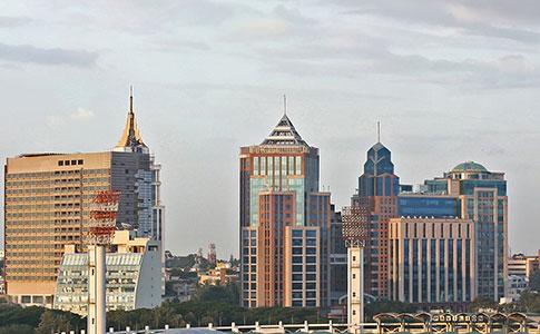 Treinamento em data centers em Bangalore, Índia