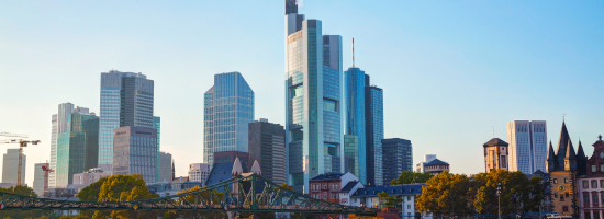 Frankfurt Data Center Training