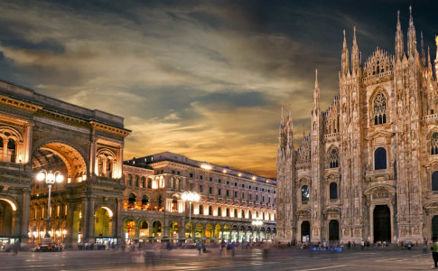 Milan Data Center Training Course