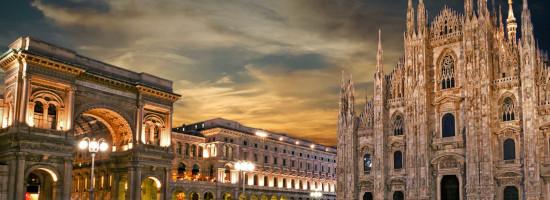 Milan Data Center Training