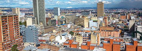 Bogota Data Center Training