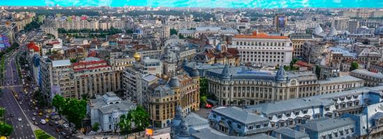 Capacitación en centros de datos en Bucarest