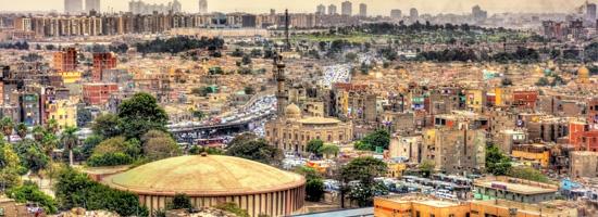 Capacitación en centros de datos en El Cairo, Egipto