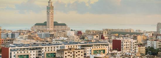 Capacitación en centros de datos en Casablanca, Marruecos
