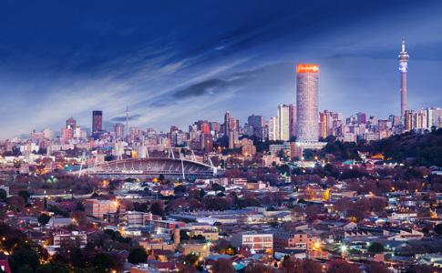 Capacitación en centros de datos en Johannesburgo, Sudáfrica