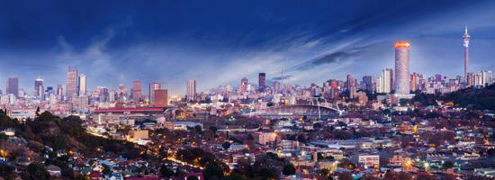 Capacitación en centros de datos en Johannesburgo