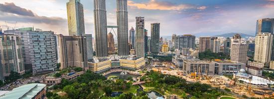 Capacitación en centros de datos en Kuala Lumpur, Malasia