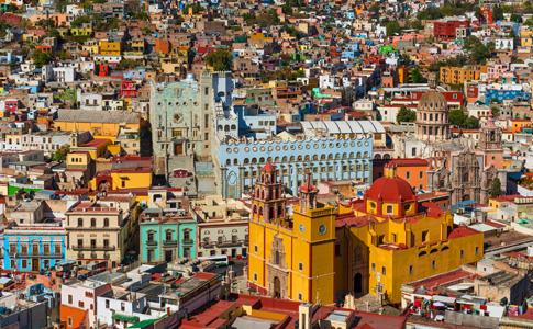 Capacitación en centros de datos en Ciudad de México