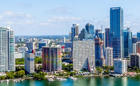 Capacitación en centros de datos en Miami, Florida