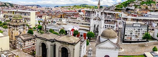 Quito Data Center Training