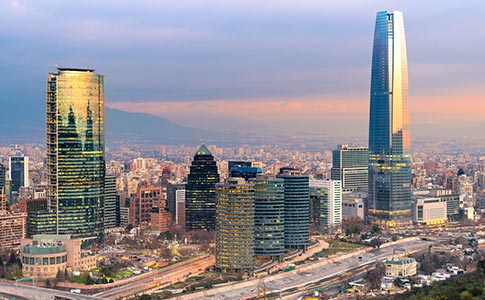 Santiago, Chile Data Center Training Course