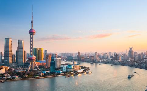 Capacitación en centros de datos en Shanghái