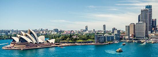 Capacitación en centros de datos en Sídney, Australia