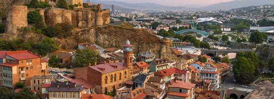 Capacitación en centros de datos en Tiflis