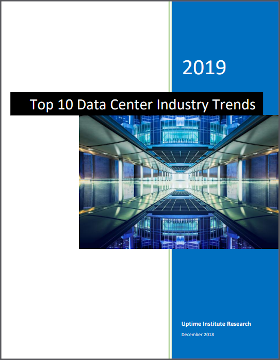 Top 10 Data Center Industry Trends for 2019