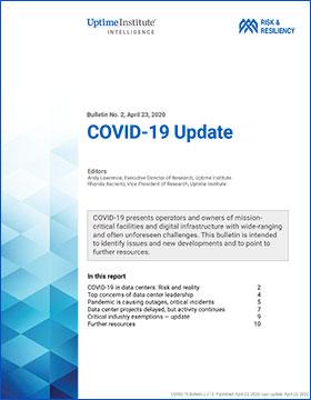 COVID-19 Update - Bulletin 2