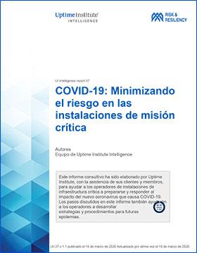 COVID-19: Minimizando el riesgo en las instalaciones de misión crítica