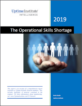 Data Center Staffing: The Operational Skills Shortage