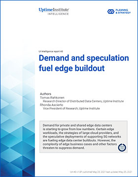 Demand and speculation fuel edge buildout