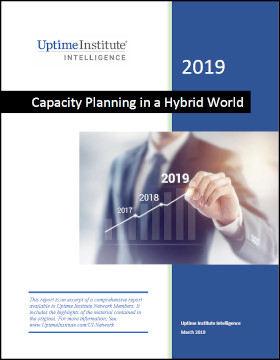 Capacity Planning in a Hybrid World