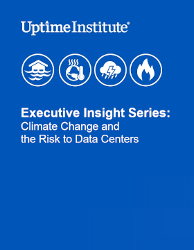 Executive Insight Series: Climate Change and the Risk to Data Centers
