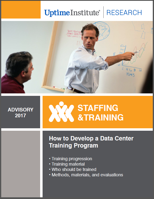How to Develop a Data Center Training Program