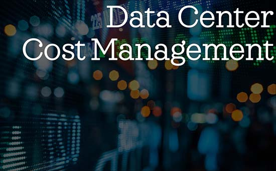 Data Center Cost Management (AS4)