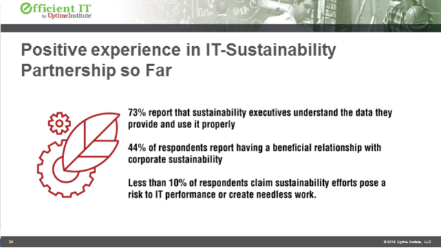 Webinar: 2014-2016 Survey Results: Can Corporate Sustainability save IT from itself?