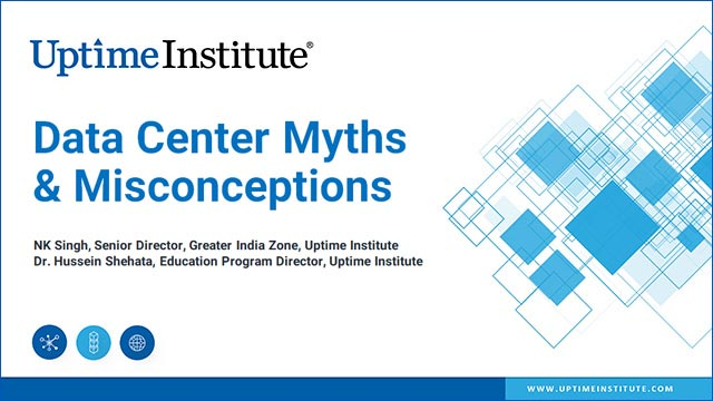 Seminario web: Data Center Myths & Misconceptions