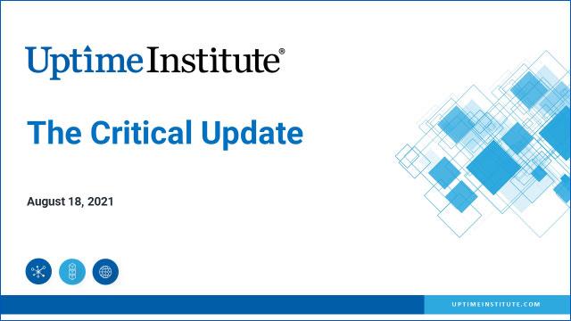 Webinar: A atualização crítica